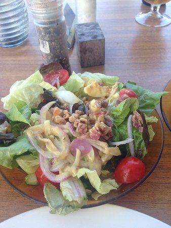 Ouderkerk aan de Amstel, Holandia: Delicious salad