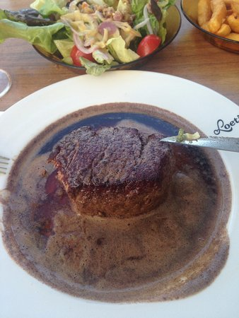 Ouderkerk aan de Amstel, Hollanda: The famous steak