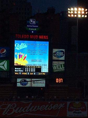 Τολέντο, Οχάιο: Welcome Board for us !!