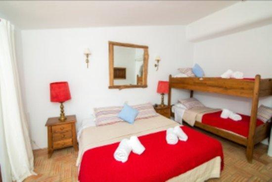Casa Fajara Rustic Boutique House & Hotel: Family room
