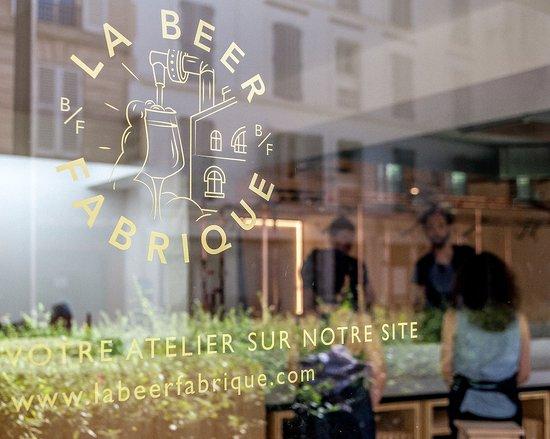 La Beer Fabrique - Ateliers Bière