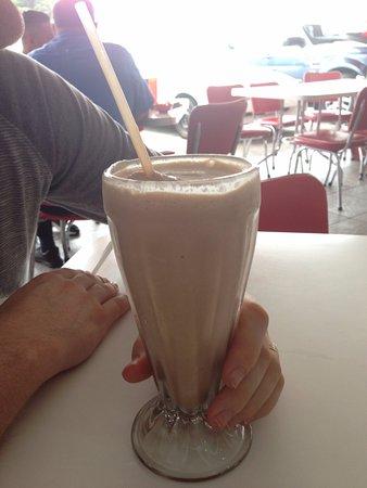 Soda Tapia: Chocolate Shake