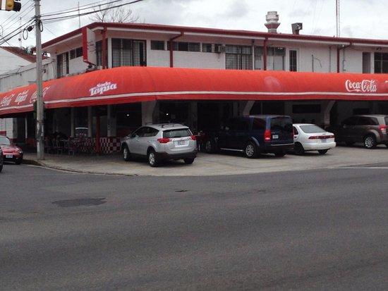 Soda Tapia: Cute place