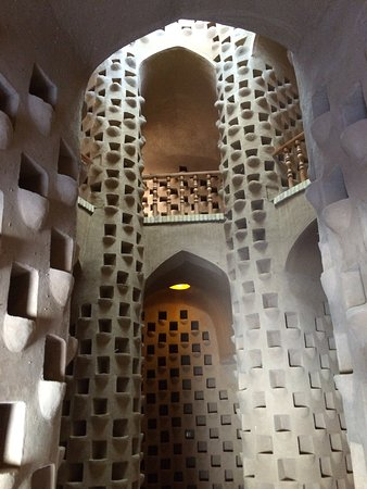 Meybod, Iran : Pigeon Tower