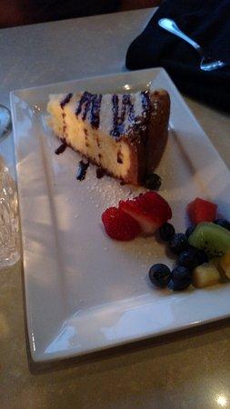 La Grolla: Cheesecake!
