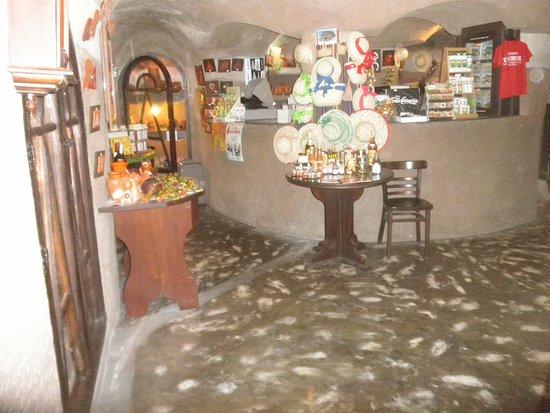 Ingenio, Spanje: con tienda de recuerdos