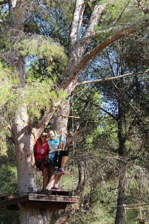 Recorrido Extremo: fotografía de Jungle Parc, Santa Ponsa - TripAdvisor