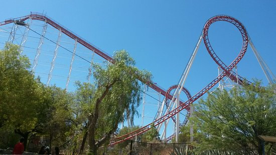 Santa Clarita, Kaliforniya: Six Flags Magic Mountain