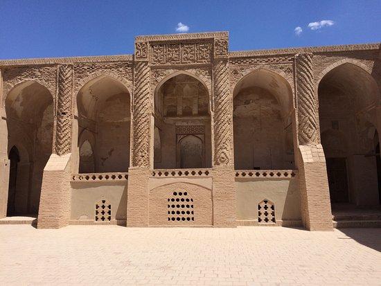 Meybod, Iran : Shah Abbasi Caravanserai