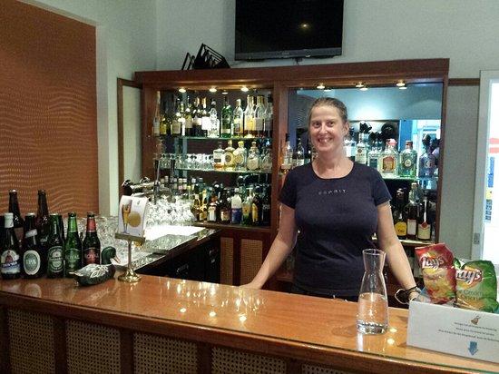 Maribo, Dinamarca: Bar