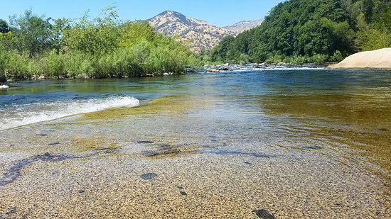 Three Rivers, CA: right outside your doorstep!