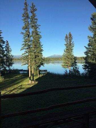 Nimpo Lake, Kanada: Beautiful sunny morning!