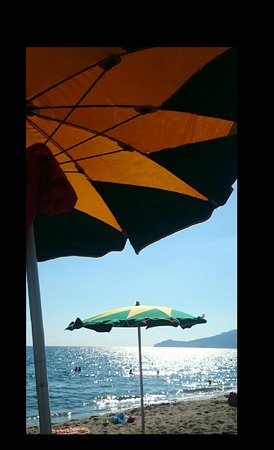 Capalbio, Italia: Spiaggia di Torba