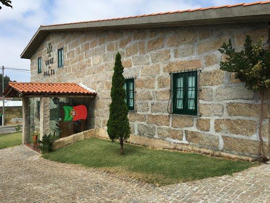 Photo of Modern European Restaurant Cruz de Malta at Rua Escola Dos Mortais 104, Rio Meao 4520-473, Portugal