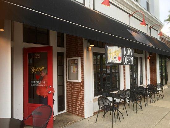 Highland Park, Илинойс: Storefront!