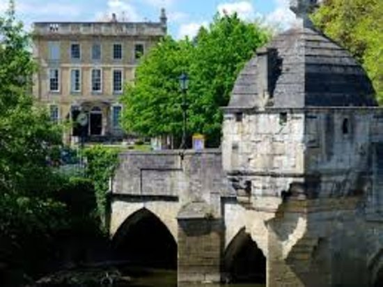 Bradford-on-Avon Town Bridge