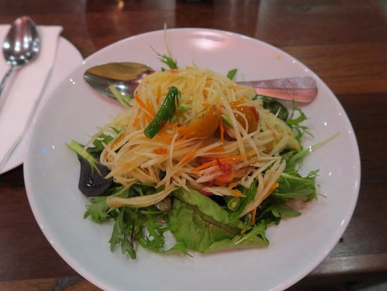 Mascot, Australia: 料理の様子