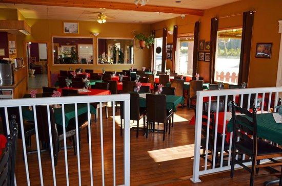 Castlegar, Canadá: Restaurant