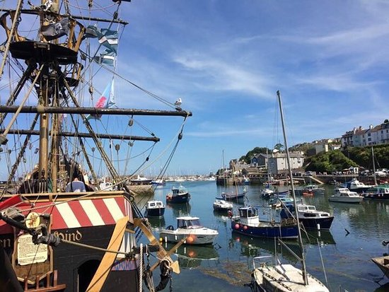 Brixham, UK: photo2.jpg