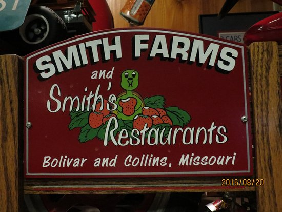 Smith's Restaurant: Inside