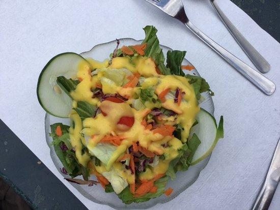 Cardigan, Kanada: Mango Vinaigrette