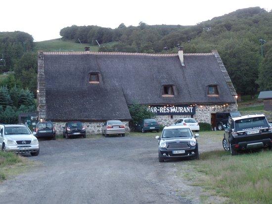 Besse-et-Saint-Anastaise, Francia: La bergerie
