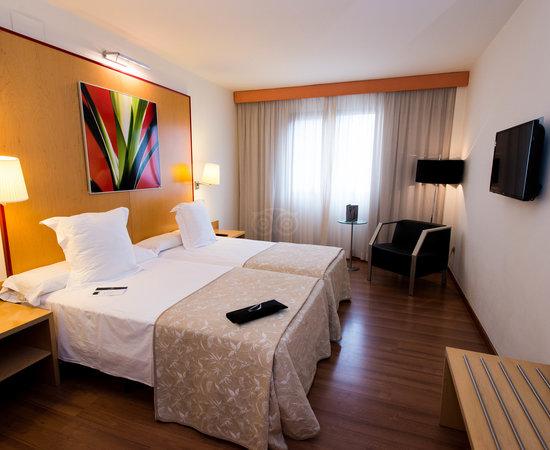 abba Centrum Alicante Hotel, Alicante, Spanien.