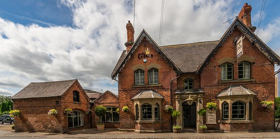 Martley, UK: The Crown