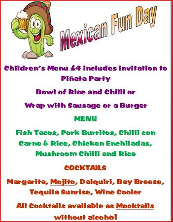 Isleworth, UK: Mexican Family Fun Day
