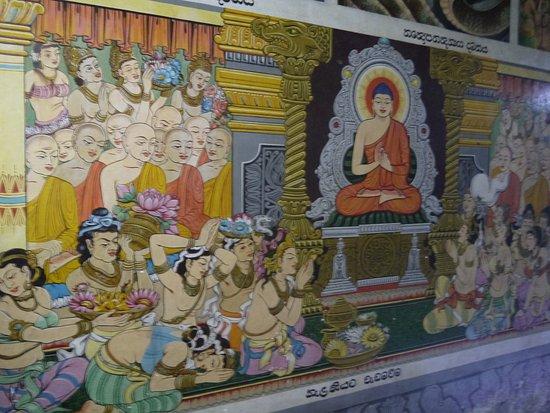 Pinturas En Las Paredes Picture Of Dhowa Rock Temple Badulla - Pinturas-en-paredes