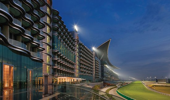Photo of The Meydan Hotel Dubai