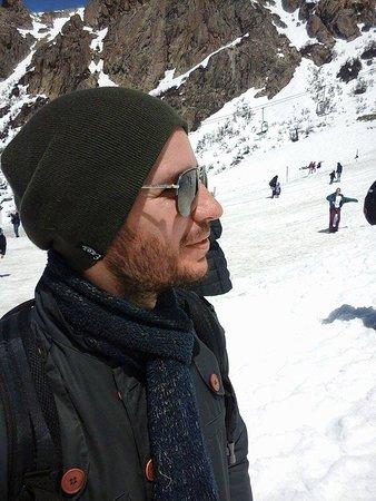 Cerro Catedral Ski Resort: primera vez de mi marido en la nieve