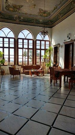 The Fauzi Azar Inn: The lounge
