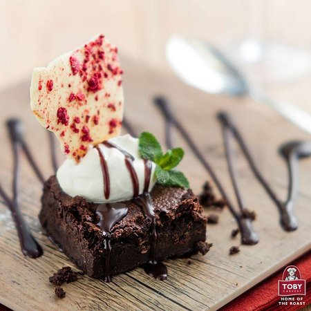 Gravesend, UK: Chocolate Brownie