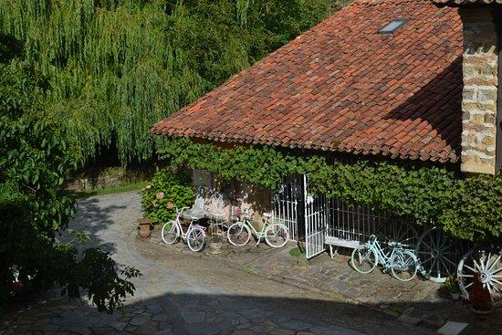Cabuérniga, España: Vista exterior