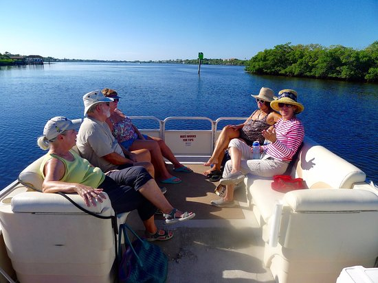 Osprey, فلوريدا: merry travellers