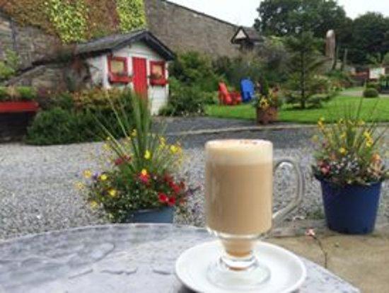 Kilrush, Irlandia: Happy out.