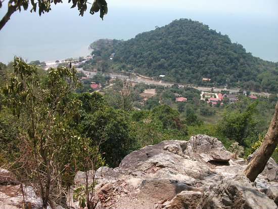 Kep, Camboya: View from Sunset Rock