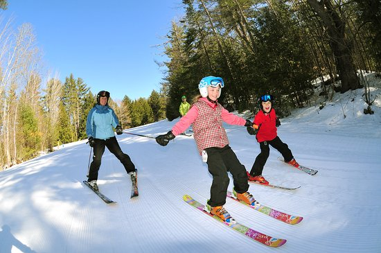Madison, Nueva Hampshire: Family Friendly Skiing and Snowboarding