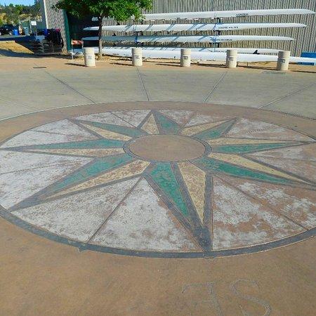 Folsom, CA: Central plaza