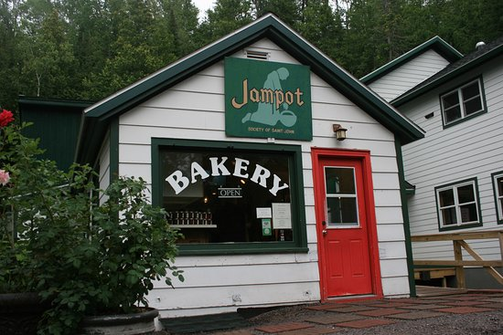 The Jampot in Eagle Harbor