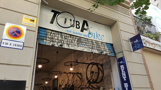 TOUBAbike