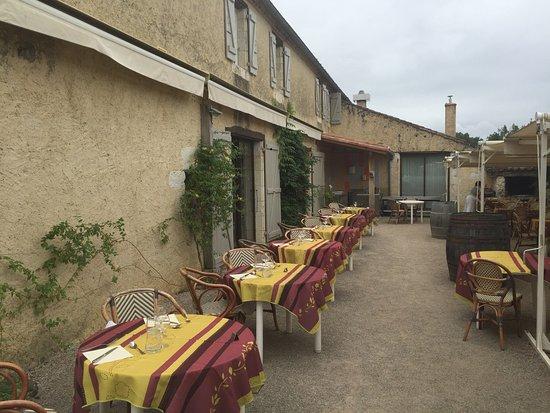 Valence-sur-Baise, France : Photos faites lors de notre visite repas le samedi 20 août 2016