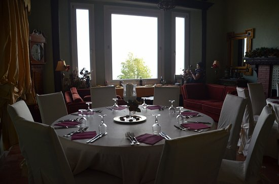 Ragalna, Italia: Salle à manger