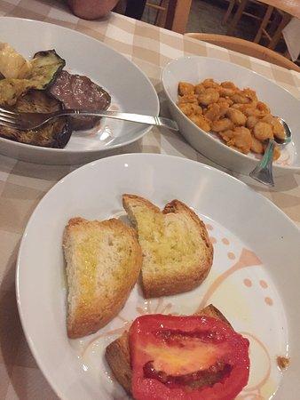 Acquaviva Picena, Italie : Cena del 24/8/16