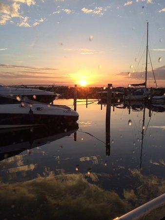 Jyllinge, Danimarca: Fra båden