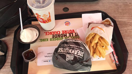 En Burger Odysseum Commander Ligne King Montpellier SUzpMV