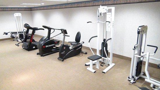 Delavan, WI: Gym