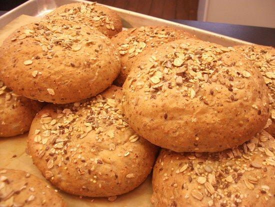 Williams Lake, Canadá: Multi Grain Buns and Bread!