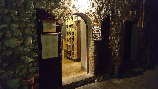 Osteria La Botte Piena: I wieczorem drugie wejście